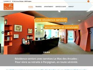 Résidence pour seniors à Perpignan - Maison de retraite