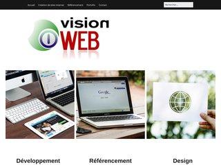Vision Web, votre créateur de site web