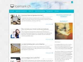 Le blog de Ice Mark