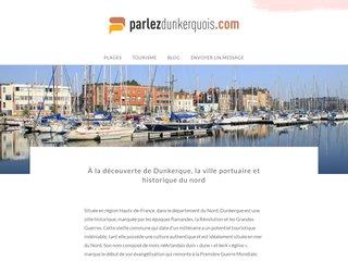 Au tour dans la ville de Dunkerque