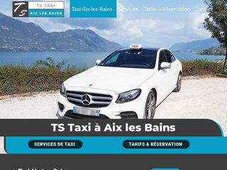TS taxi conventionné Aix-les-Bains
