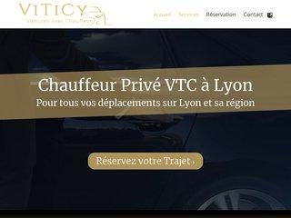Chauffeur privé VTC Lyon pour tous vos déplacements à Lyon et sa région