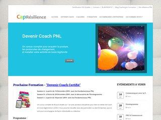 CapRésilience : coach de vie