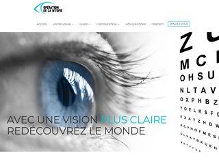Opération de la Myopie Paris