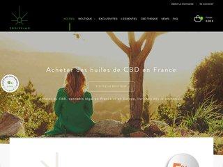 Fournisseur d'huile CBD en France