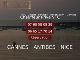 VTC Cannes | Fidelity Transfert