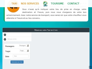 Taxi Guadeloupe 24h/7j - Tout Transport