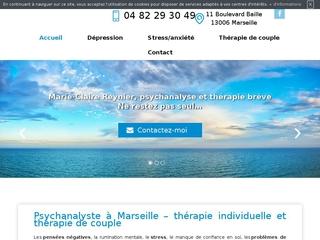 Des consultations en psychanalyse à Marseille