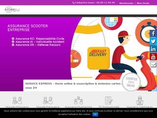 Assurance scooter entreprise