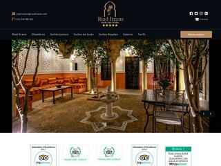 Maison d'hote a Marrakech - Riad Itrane