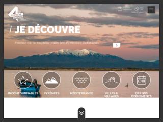 Tourisme dans les Pyrénées Orientales