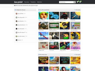 Site de jeux gratuit pour enfant et adulte