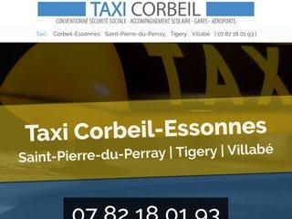 Taxi Corbeil-Essonnes pour tous vos transports médicaux