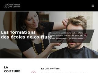 Intégrer une école nantaise de coiffure