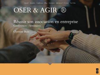 Cohésion d'équipe - Oser & Agir