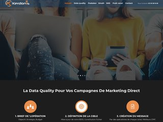 Agence de marketing direct et postal