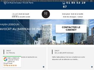 Avocat droit du travail à Paris