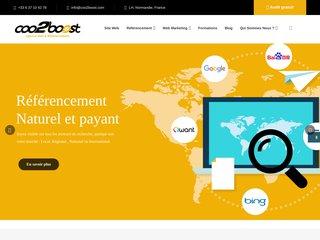 création de site internet le Havre Normandie