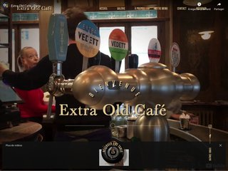 Brasserie Nation - Extra Old Café