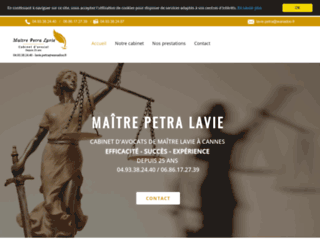 Maître Petra Lavie