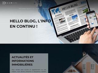 Votre coffre à infos Helloblog