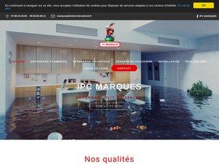 IPC Marques Entreprise de plomberie et chauffage