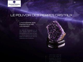 Le pouvoir des pierres précieuses et des cristaux
