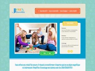 Les jeux éducatifs pour les enfants