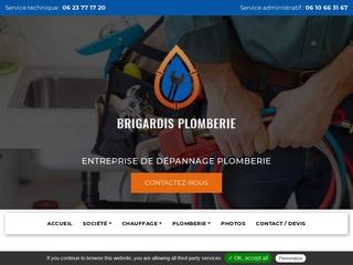 Brigardis Plomberie entreprise de dépannage plomberie