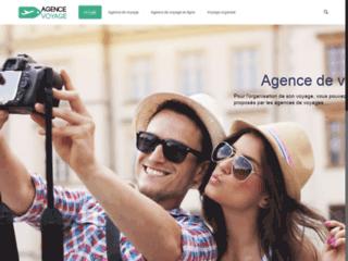Agence de voyage, votre page-guide