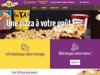 Pizzeria Martinique - Fais Ta Pizza