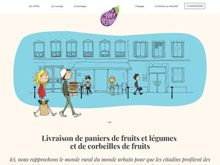 Le Panier Du Citadin - Livraison de fruits et légumes
