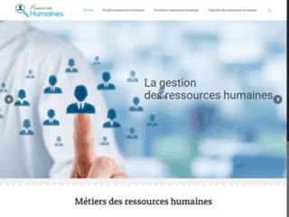 Tout savoir sur les ressources humaines