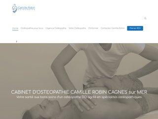 Ostéopathie à Cagnes-sur-Mer