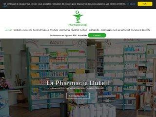Pharmacie Duteil