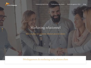 Informations sur la realtion client et le marketing relationnel