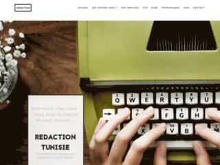 redaction web tunisie