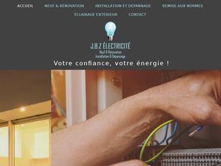 JBZ ELECTRICITÉ Professionnel de travaux d'électricité