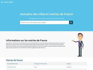 Annuaire des mairies de France