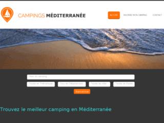 Annuaire des meilleurs campings en Méditerranée