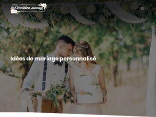 Tout savoir sur la décoration de mariage