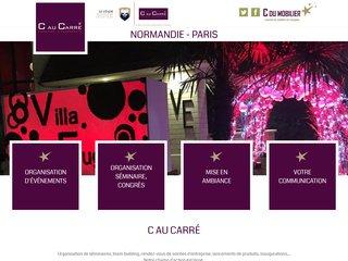 C au Carré - agence évènementielle pour les entreprises à Caen