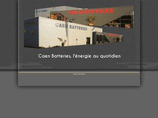Caen Batteries - spécialiste de l'alimentation électrique depuis 1992 à démouville