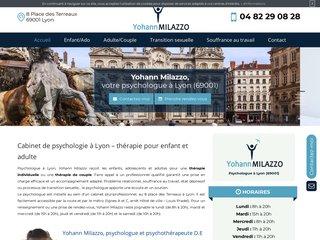 Psychologue enfant Lyon