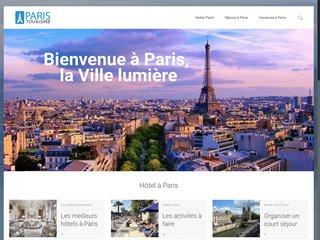Informations sur le tourisme à Paris