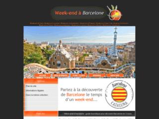 Week-end à Barcelone : l'essentiel en 3 jours