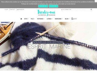 Tricotez-Moi – kit pour tricoter