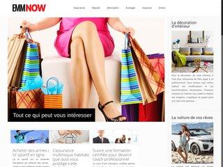 Emm-Now : toutes les informations qui vous intéressent
