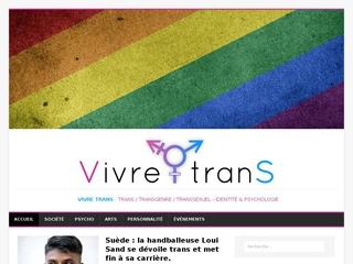 Le meilleur blog sur transsexualité et transgenre