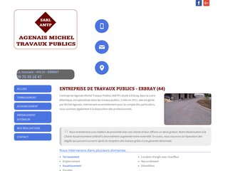 Agenais Michel Travaux Publics (AMTP)